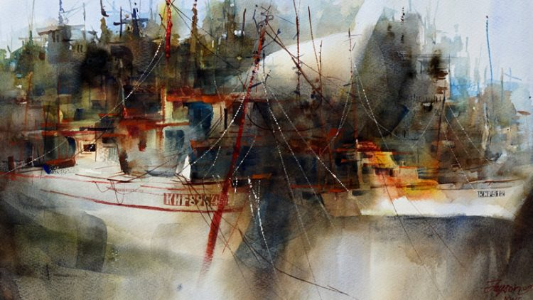 The 151th Annual International Exhibition of the American Watercolor Society