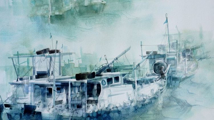 2015 Missouri Watercolor Society International Annual Open Exhibition, USA