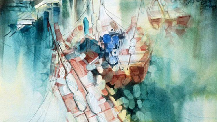 2015 Pennsylvania Watercolor Society 36th International Juried Exhibition